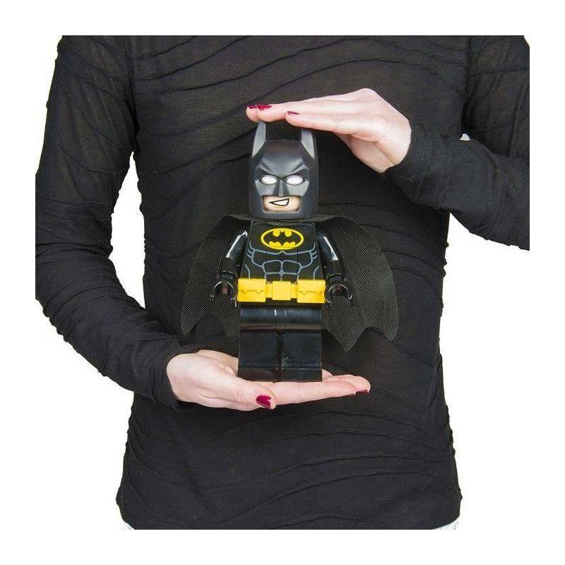 Batman Lampe N0wopk8 Lego Torche Movie Pieds Lumineux 3lFJuTK1c