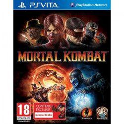 Mortal Kombat Jeu PS Vita