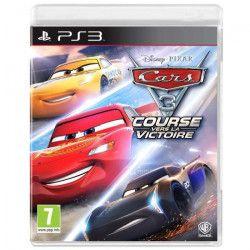 Cars 3 Jeu PS3
