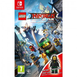 Lego Ninjago, Le Film : Le Jeu Video Edition Day One sur Switch
