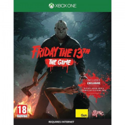 Friday The 13th The Game Jeu Xbox One