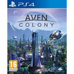 Aven Colony Jeu PS4