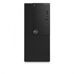 Dell OptiPlex 3050 - MT -PC de bureau-RAM 4 GO- 1 x Core i5 7500 / 3.4 GHz-HDD 500 Go-HD Graphics 630