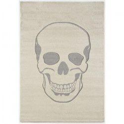 NIZZA Tapis de salon 160x230 cm beige