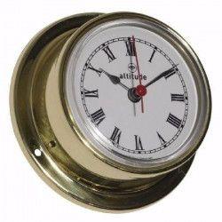 ALTITUDE Horloge marine - Laiton - ø 71 mm