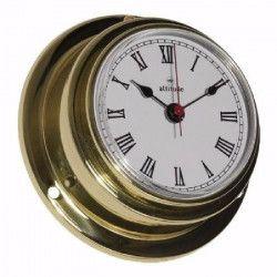 ALTITUDE Horloge marine - Laiton - ø 97 mm