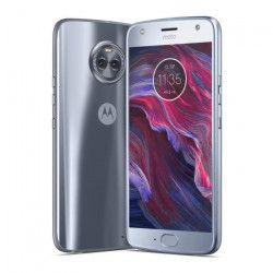 Motorola Moto X4 Bleu + Enceinte bluetooth offerte