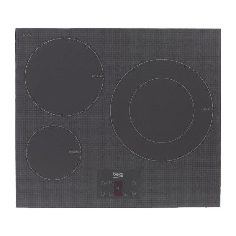 plaque induction beko 3 feux simple cuisinire induction indesit kniax plaque induction pas cher. Black Bedroom Furniture Sets. Home Design Ideas
