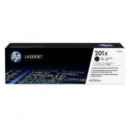 HP Toner authentique 201X - Grande capacité - Noir - CF400X