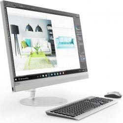 LENOVO PC Tout en un - AIO 520-27IKL - 27`` QHD - RAM 8 Go - Intel i5-7400T - Stockage 1 To HDD + 128 Go SSD -