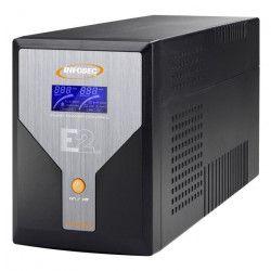 INFOSEC UPS SYSTEM Onduleur E2 LCD 1500
