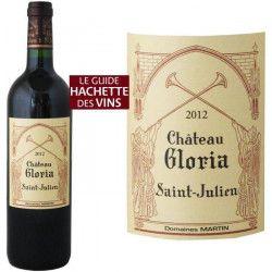 Château Gloria Saint-Julien 2014 - Vin Rouge x1