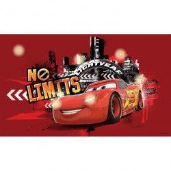 CARS Toile LED enfant No limits 30x50 cm rouge