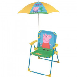PEPPA PIG - Chaise Parasol