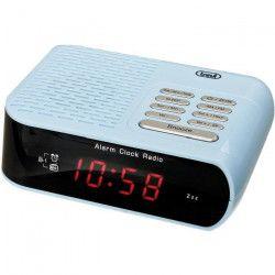 TREVI RC 827 D Radio réveil - Bleu