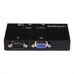 STARTECH Extendeur vidéo VGA sur Cat5 a 2 ports - Extender VGA - Prolongateur VGA sur câble Ethernet - 150 m -