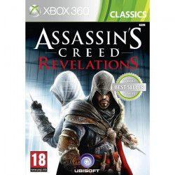 Assassin`s Creed Classics Revelations Jeu XBOX360