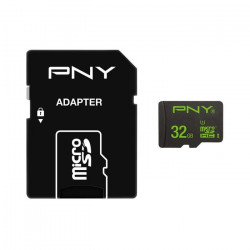 PNY MICRO SD 100 32 GO ADAPT