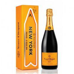 Veuve Clicquot Carte Jaune Champagne Brut 75 cl Magnetic Arrow Edition Limitée