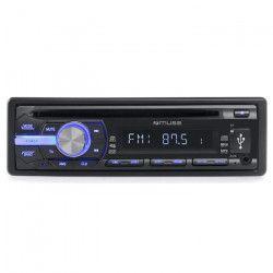 MUSE Autoradio M-1009 MR Lecteur CD MP3 ID3 TAG Tuner PLL FM RDS - USB Lecteur Carte AUX 4 x 40 W