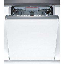 BOSCH SMV46MX10E - Lave vaisselle encastrable - 14 couverts - 39dB - A+ - Larg 60cm - Moteur induction