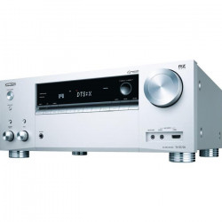 ONKYO TX-RZ720 Ampli-tuner A/V réseau 7.2 canaux - Dolby Atmos - Silver
