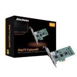 AVERMEDIA Carte PCI Express Tuner TV TNT - Capture HD