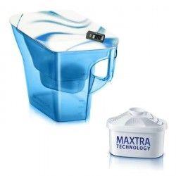 Carafe NAVELIA Blue Cruiser + 1 cartouche MAXTRA