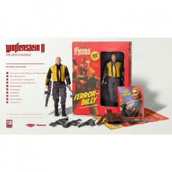 Wolfenstein II The New Colossus Edition Collector Jeu Xbox One