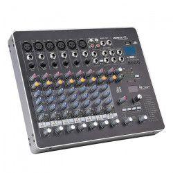 BST LAB8DSP Console de mixage professionnelle 8 voies
