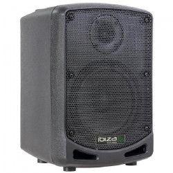 IBIZA SOUND POWER5-BT Enceinte active portable & autonome - 16 cm - 50 w