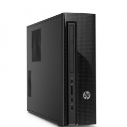 HP Ordinateur de bureau - 450-a212nf - RAM 4 Go - INTEL PENTIUM G3250 - Intel HD - Disque dur 1To