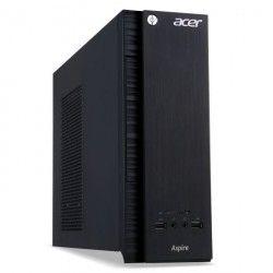 Acer PC de Bureau - Aspire XC-217 - 4Go de RAM - Windows 10 - AMD E1 - Disque Dur 1To