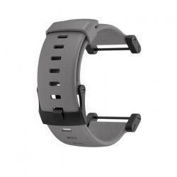 SUUNTO Bracelet de Montre Core Crush Gris Flat Silicone Strap