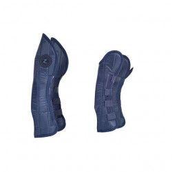 HORZE Protections de transport pour chevaux, taille Poney, bleu