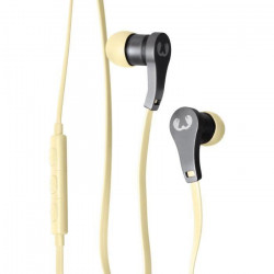 FRESH `N REBEL LACE Ecouteurs intra-auriculaires - Jaune