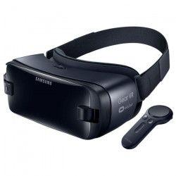 Samsung casque connecté Gear VR + Manette
