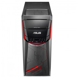 ASUS PC de Bureau Gamer G11DF-FR044T - 8Go RAM - Windows 10 - AMD 8-Core RYZEN 7 - GeForce GTX1050 - Disque Dur 1To