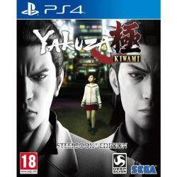 Yakuza Kiwami Jeu PS4