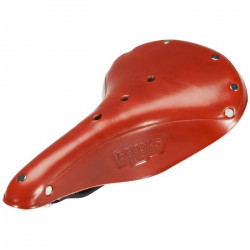 BROOKS Selle de vélo B17 Classic - Rouge