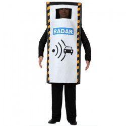 ATOSA Deguisement De Radar Adulte T2
