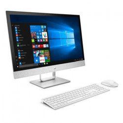 HP PC Pavilion tout-en-un- HP27r078nf - 27`- 8Go de RAM - Windows 10- Intel Core i7-7700T - AMD Radeon 530-
