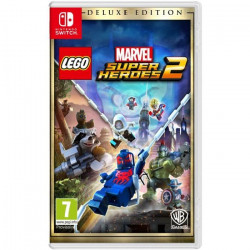 Lego Marvel Super Heroes 2 Edition Deluxe Jeux Switch