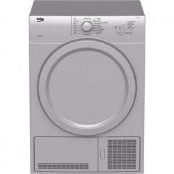 BEKO DB7131PA0S-Seche linge frontal-7 kg-Condensation-B-Silver