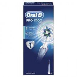 Brosse a dents électrique rechargeable - ORAL-B PRO 1000