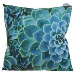 Coussin Cactus Succulent - 50x50cm - Vert
