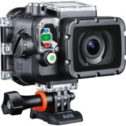 PNJ CAM AEE S60+ Caméra de sport Full HD avec montre télécommande - Vidéo 1080p 60ips - WiFi