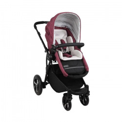 RENOLUX Poussette Landau Bébé 3 en 1 Travel Systeme Equation