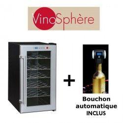 VINOSPHERE VN18FD - Cave a vin de service 18 boute