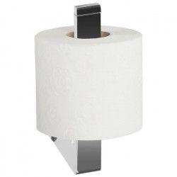 SPIRELLA Porte-papier WC Milo - 17,5x6,5cm - Chromé